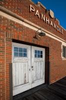 panhandle train depot